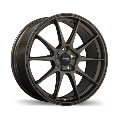 Fast FC08 Bronzed Carbon Wheels - Overdrive Auto Tuning, Wheels auto parts