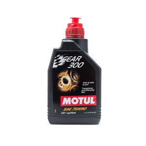 Motul Gear 300 75W-90 Synthetic Gear Oil - Overdrive Auto Tuning, Lubricants and Additives auto parts