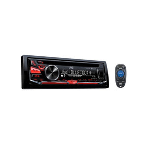 JVC KD-R770BT Bluetooth and CD Receiver - Overdrive Auto Tuning, Car Audio auto parts