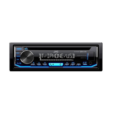 JVC KD-T700BT Bluetooth CD Receiver - Overdrive Auto Tuning, Car Audio auto parts