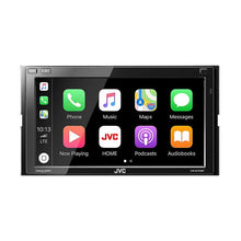 JVC KW-M740BT Receiver with Android Auto and CarPlay - Overdrive Auto Tuning, Car Audio auto parts