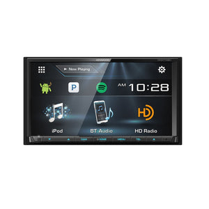 "Kenwood DDX774BH 6.95"" 2-Din Monitor Receiver - Overdrive Auto Tuning, Car Audio auto parts"