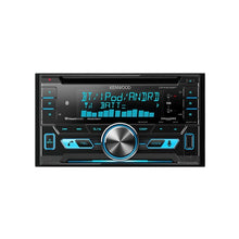 Kenwood DPX502BT Double Din Bluetooth and CD Receiver - Overdrive Auto Tuning, Car Audio auto parts