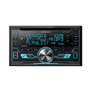 Kenwood DPX503BT Bluetooth CD Receiver - Overdrive Auto Tuning, Car Audio auto parts