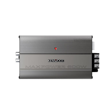 Kenwood KAC-M3004 Compact 50W 4-Channel Amplifier - Overdrive Auto Tuning, Car Audio auto parts