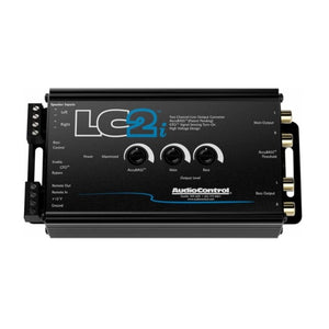 AudioControl LC2i Active Line Output Converter - Overdrive Auto Tuning, Car Audio auto parts