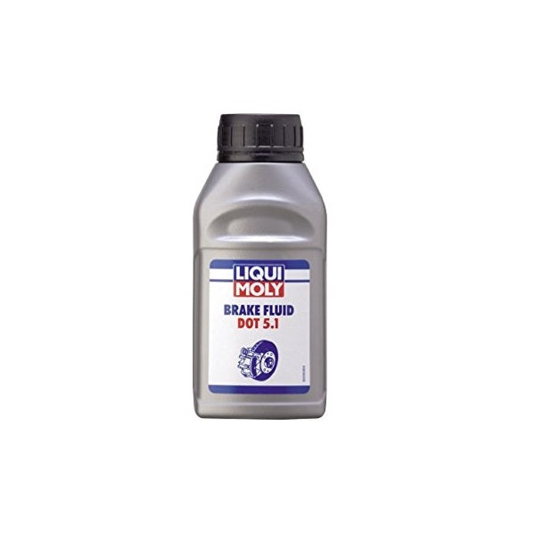 Liqui Moly DOT 5.1 Brake Fluid - Overdrive Auto Tuning, Lubricants and Additives auto parts