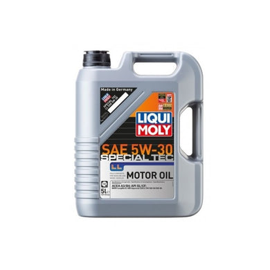 Liqui Moly Special Tec LL 5W-30 Fully Synthetic Motor Oil - Overdrive Auto Tuning, Lubricants and Additives auto parts