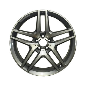 RAC M07GM Mercedes Wheels