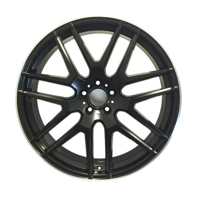 RAC M12MB Mercedes Wheels