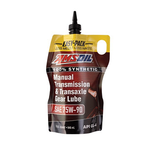 AMSOIL Manual Transmission & Transaxle 75W-90 Synthetic Gear Oil