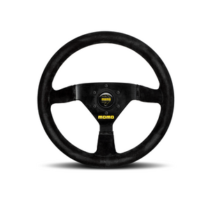MOMO MOD.69 Suede Steering Wheel - Overdrive Auto Tuning, Steering Wheels auto parts
