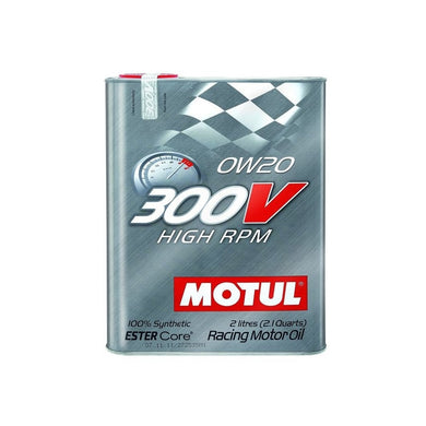 Motul 300V 0W20 High RPM Motor Oil - Overdrive Auto Tuning, Lubricants and Additives auto parts
