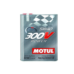 Motul 300V 5W40 Power Motor Oil - Overdrive Auto Tuning, Lubricants and Additives auto parts