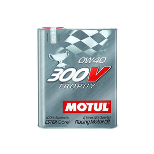 Motul 300V 0W40 Trophy Motor Oil - Overdrive Auto Tuning, Lubricants and Additives auto parts