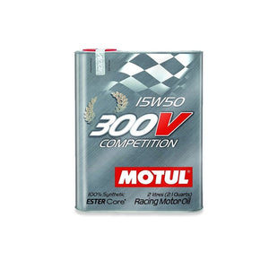 Motul 300V 15W50 Competition Motor Oil - Overdrive Auto Tuning, Lubricants and Additives auto parts