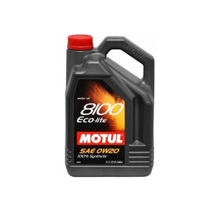 MOTUL 8100 Eco-Lite 0W20 Motor Oil - Overdrive Auto Tuning, Lubricants and Additives auto parts