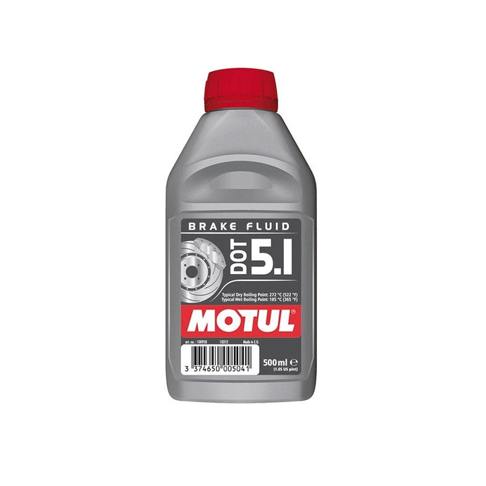MOTUL DOT5.1 Fully Synthetic Brake Fluid - Overdrive Auto Tuning, Lubricants and Additives auto parts