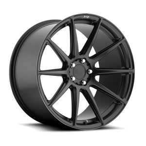 "Niche Essen Satin Black Wheel (18/19/20/21"") - Overdrive Auto Tuning, Wheels auto parts"
