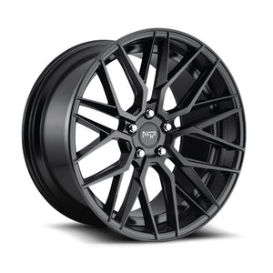 "Niche Gamma Matte Black Wheel (20"") - Overdrive Auto Tuning, Wheels auto parts"