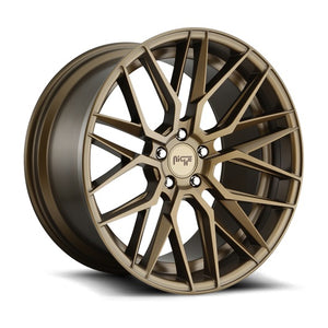 "Niche Gamma Matte Bronze Wheel (20"") - Overdrive Auto Tuning, Wheels auto parts"