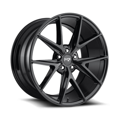 Niche Misano Gloss Black Wheel (20