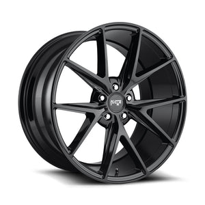 "Niche Misano Gloss Black Wheel (20"") - Overdrive Auto Tuning, Wheels auto parts"