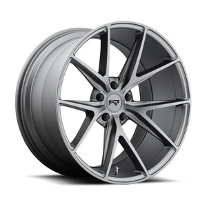 "Niche Misano Anthracite Wheel (17/18/19/20"") - Overdrive Auto Tuning, Wheels auto parts"