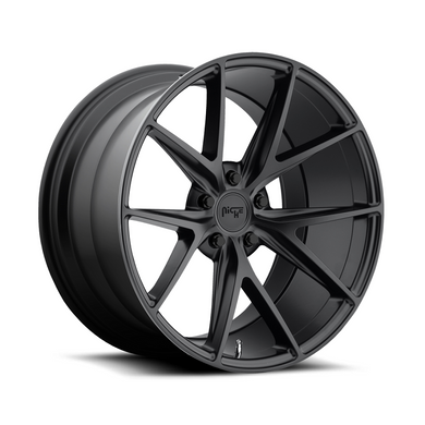 Niche Misano Satin Black Wheel (17/18/19/20