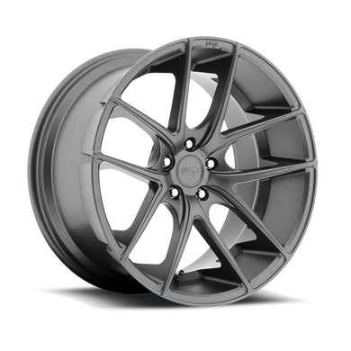 Niche Targa Anthracite Wheel (17/18/19/20