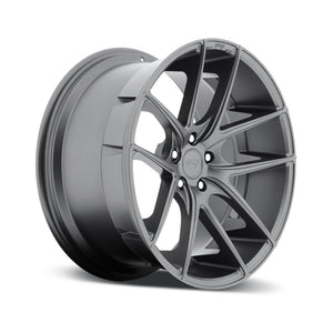 "Niche Targa Anthracite Wheel (17/18/19/20"") - Overdrive Auto Tuning, Wheels auto parts"