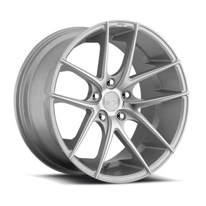 "Niche Targa Silver Wheel (17/18/19/20"") - Overdrive Auto Tuning, Wheels auto parts"