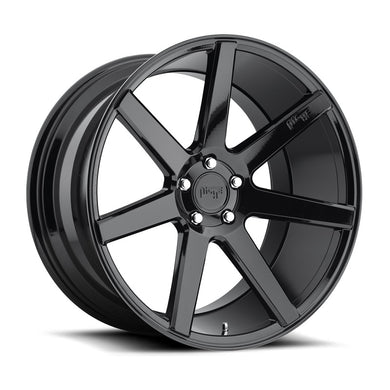 Niche Verona Gloss Black Wheel (18/19/20/22