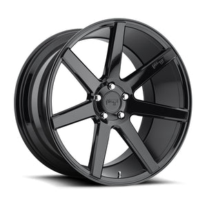 "Niche Verona Gloss Black Wheel (18/19/20/22"") - Overdrive Auto Tuning, Wheels auto parts"