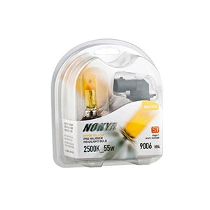 NOKYA Hyper Yellow Halogen Bulbs - Overdrive Auto Tuning, Lighting auto parts