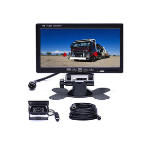 "OD-X Truck Backup Camera System with 7"" Screen - Overdrive Auto Tuning, Car Security auto parts"