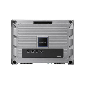 Alpine PDR-M65 450W/650W 1-Channel Amplifier - Overdrive Auto Tuning, Car Audio auto parts