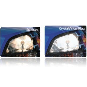 Philips CrystalVision Ultra Halogen Bulbs - Overdrive Auto Tuning, Lighting auto parts