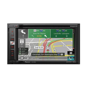 Pioneer AVIC-5201NEX CarPlay and Navigation DVD Receiver - Overdrive Auto Tuning, Car Audio auto parts