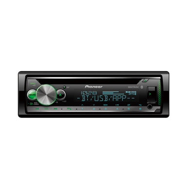 Pioneer DEH-S5200BT CD Receiver - Overdrive Auto Tuning, Car Audio auto parts