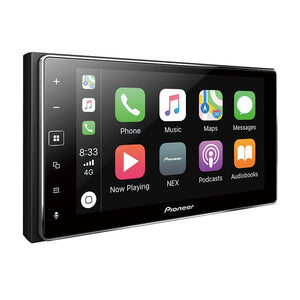 Pioneer MVH-1400NEX Apple Carplay Media Receiver - Overdrive Auto Tuning, Car Audio auto parts