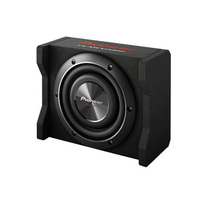"Pioneer TS-SWX2002 8"" Shallow-Mount Pre-Loaded Enclosure - Overdrive Auto Tuning, Car Audio auto parts"