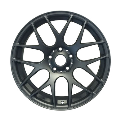 RAC R01MG Matte Gunmetal Wheels