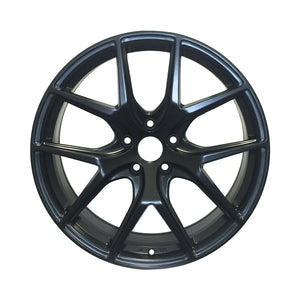 RAC R02MB Matte Black Wheels