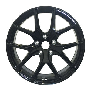 RAC R02GB Gloss Black Wheels