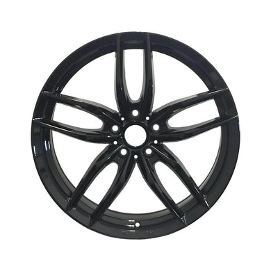RAC R05GB Gloss Black Wheels