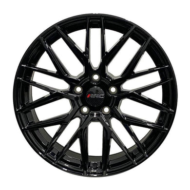 RAC R07GB Gloss Black Wheels