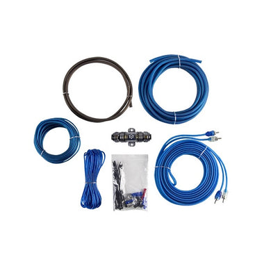 Raptor Bulk Series 8 Gauge Amp Wiring Kit - Overdrive Auto Tuning, Car Audio auto parts