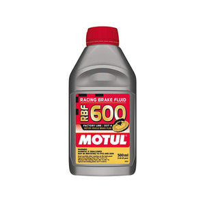 Motul RBF 600 Factory Line Racing Brake Fluid - Overdrive Auto Tuning, Lubricants and Additives auto parts