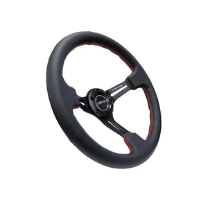 NRG RST-018R-RS Deep Dish Steering Wheel - Overdrive Auto Tuning, Steering Wheels auto parts